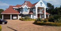 A FIVE BEDROOM MODERN DOUBLE STOREY