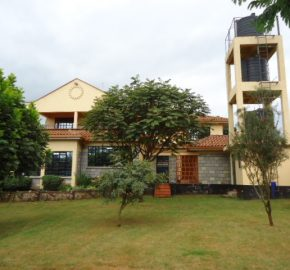 Architecturally Designed 4 Bedroom House in Runda