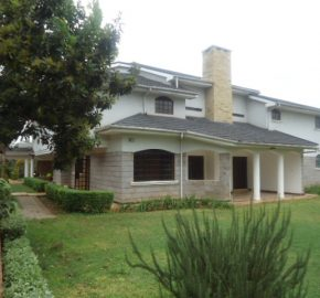 let and sale; immaculate 7 bedroom in Runda