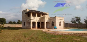 FURNISHED STONE DESIGNED HOUSE