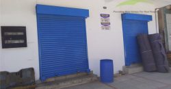 COMMERCIAL SPACE TO LET