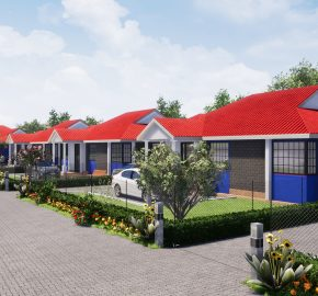 Beutifull 3 Bedrooms All En-suite Bungalow with DSQ