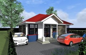 Modern Luxury 3 Bedroom All En-suite Bungalow with SQ