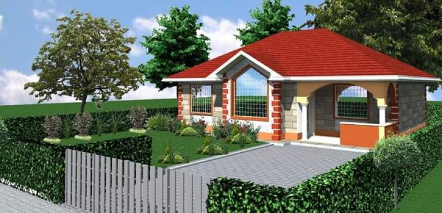 Most Affordable 3 Bedroom Bungalow in Ruai
