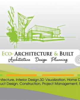Eco-Architecture Built