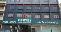 Commercial Property for Rent on Lusaka Road, Industrial Area – Houstation Building – office/ storage/ showroom space