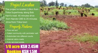 Land In Juja (Birmingham City)