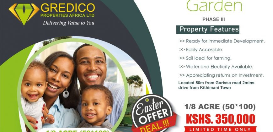 Plots in Machakos