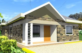 Spacious 3 Bedroom Bungalow All ensuite at The Riverfront