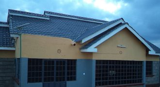 An excellent 4 Bedroom Bungalow In Own Compound To Let at 35K at Ruiru Mugutha